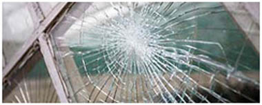 Littlehampton Smashed Glass